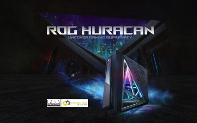 ROG HURACAN G21: 誰說不能迷你又電競 II — 電競桌機不是越大越好