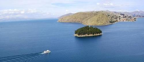El Lago Titicaca y sus misterios