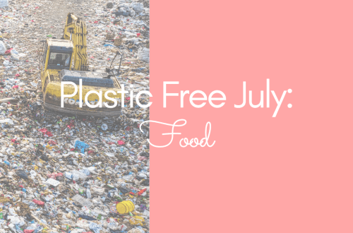 Plastic Free July Food