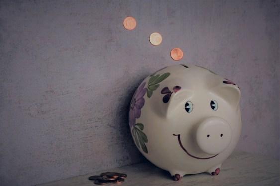 Piggy Bank demonstrating budgets and savings.