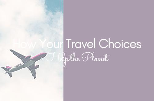 Travel choices