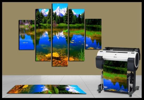 Canvas Wrap Panels