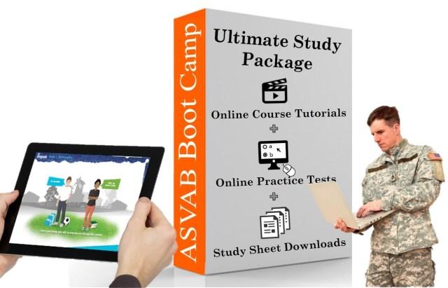 Ultimate ASVAB Study Pack