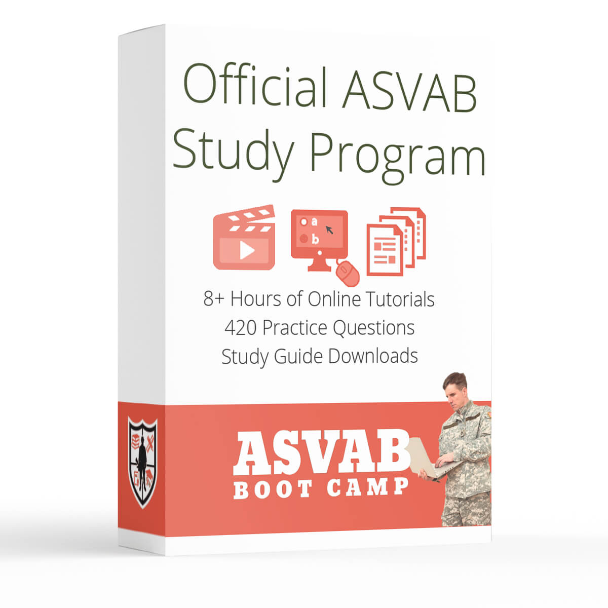 Official ASVAB Study Program