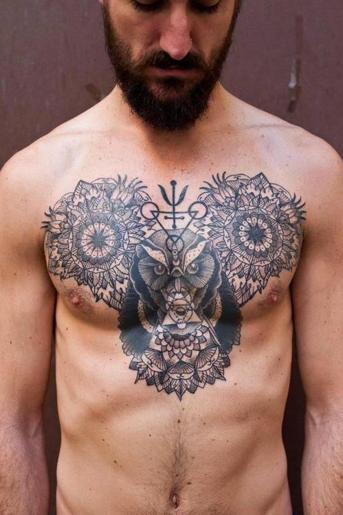 chest tat