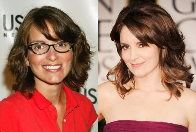 tina-fey-celebrities-aging-red-carpet-split