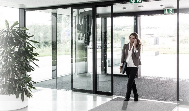 This Story On The History Of Automatic Doors' Invention Will Shock You