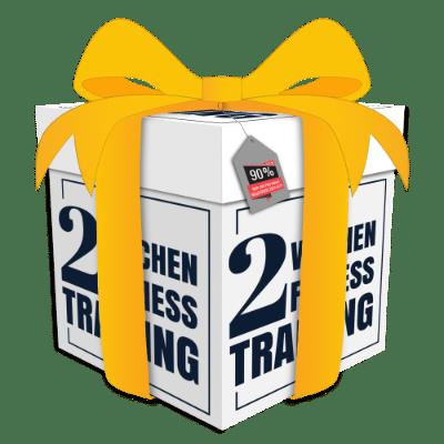 Angebot I Teste unser Fitnessstudio 2 Wochen für 2,00€