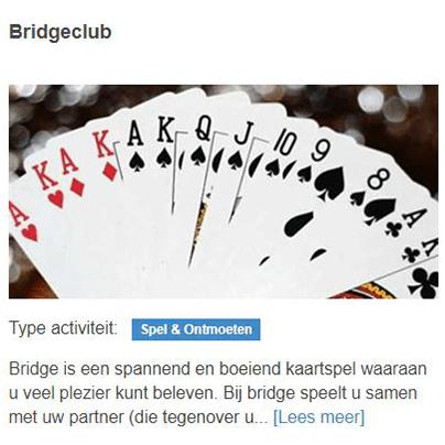 Bridgeclub