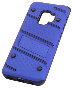 Samsung S9 Blue Cover Case