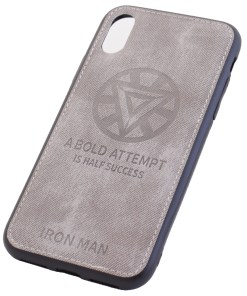 iPhone XS Ironman Cover Case