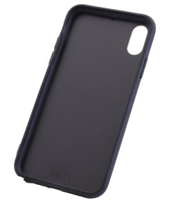 iPhone X Crystal Grey Cover Case