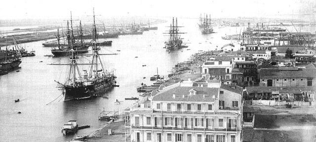 قناة السويس 1880