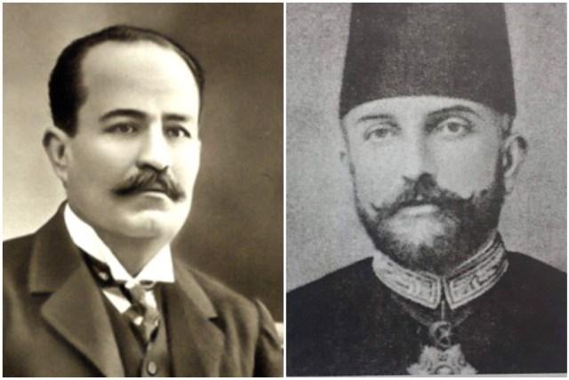 محمد كامل البحيري وجرجي زيدان