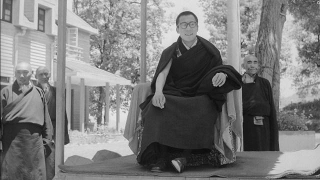الدالاي لاما في 1959