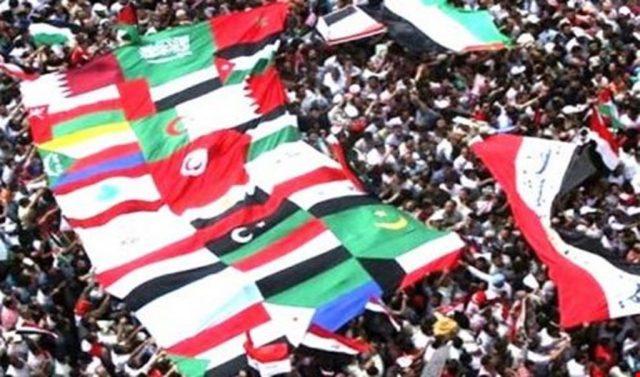 مظاهرات الربيع العربي