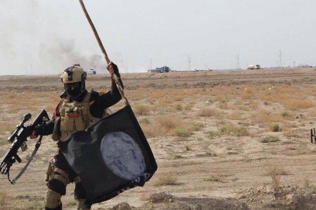 خسائر داعش في سوريا والعراق