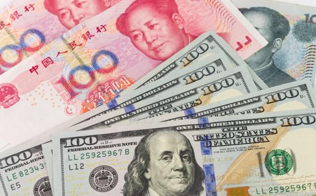 الدولار في مواجهة اليوان