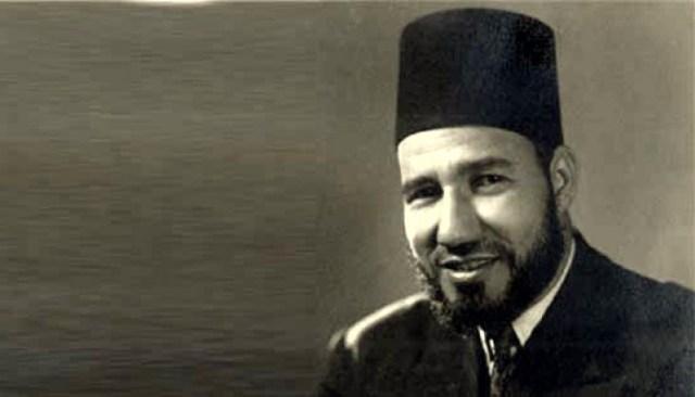 حسن البنا مؤسس جماعة الإخوان المسلمين