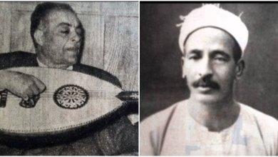 أبو العلا محمد وزكريا أحمد