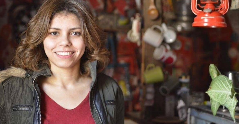 الشاعرة رنا التونسي