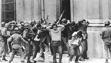 انقلاب تشيلي عام 1973