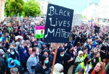 احتجاجات حركة حياة السود مهمة