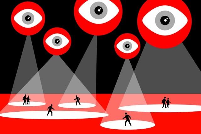 مراقبة الجمهور