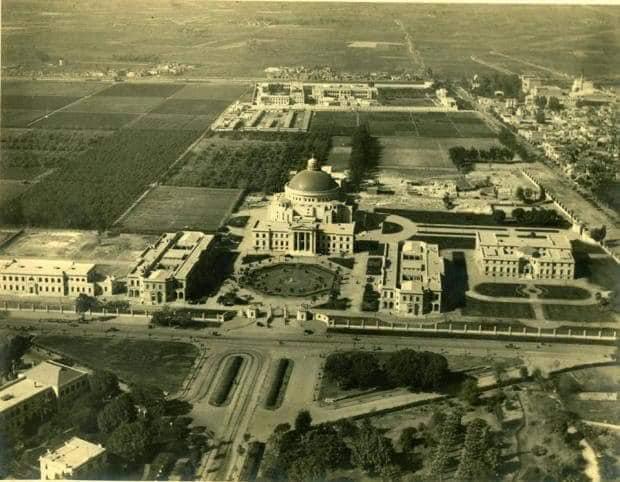 جامعة القاهرة (فؤاد الأول سابقًا) في العشرينات