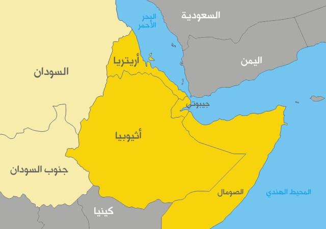 الحدود الصومالية الإثيوبية