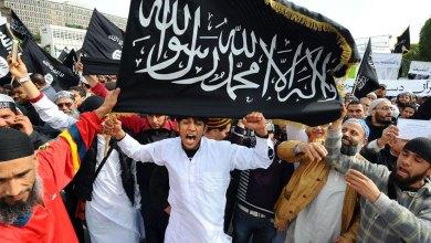 مظاهرات السلفيين في تونس
