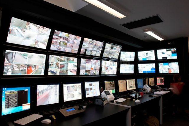 أنظمة المراقبة الإلكترونية
