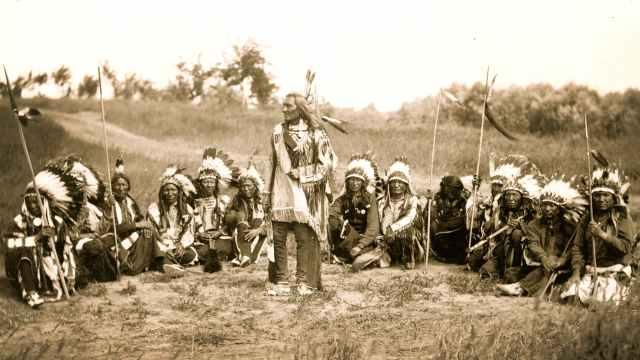 قبائل الهنود الحمر
