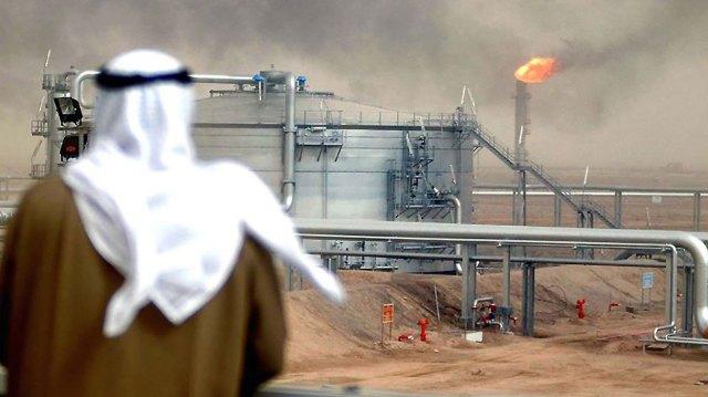 النفط في الخليج