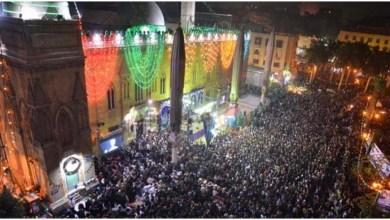 احتفالات مولد النبي في مصر