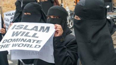 مظاهرات للإسلامويين في أوروبا