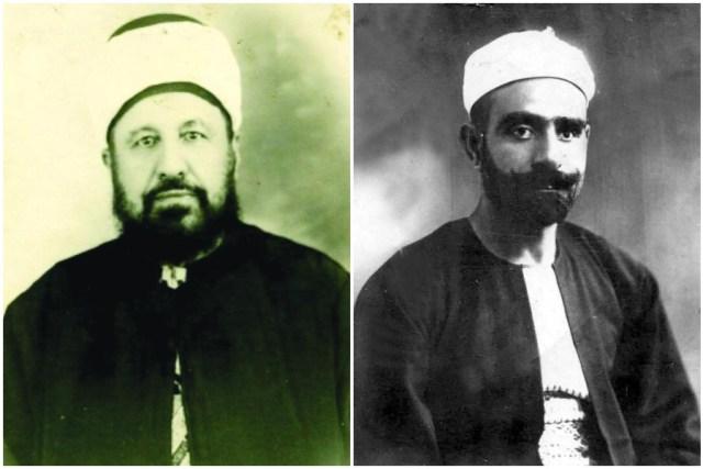 محمد رشيد رضا وعلي عبد الرازق