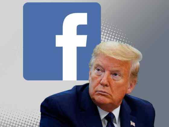 ترامب والفيسبوك