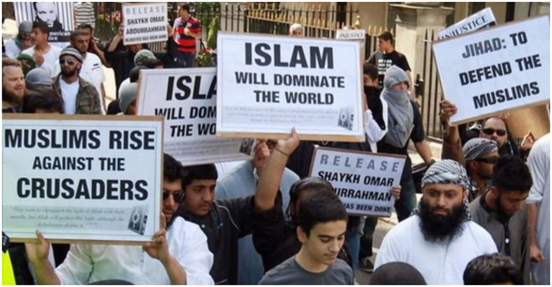 المسلمين في أوروبا