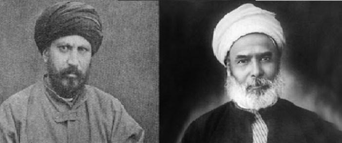 محمد عبده وجمال الدين الأفغاني