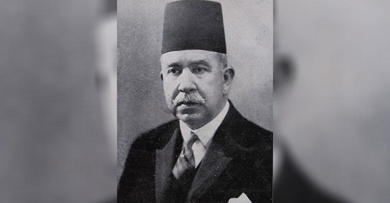 إسماعيل صدقي باشا