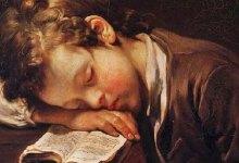 لوحة النوم