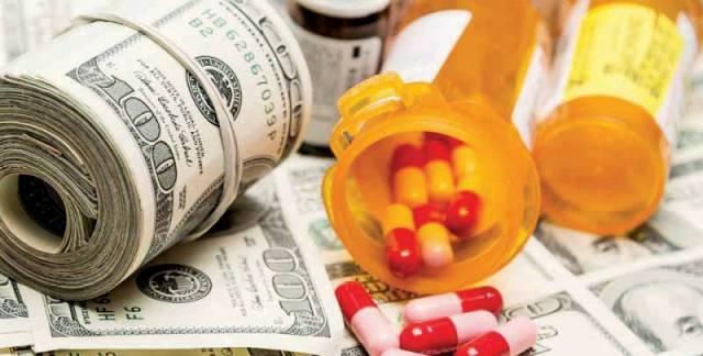 تجارة الدواء