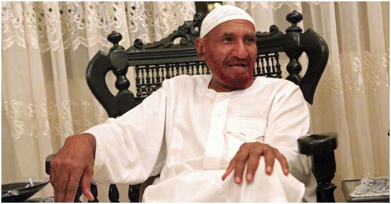 محمد الصادق المهدي