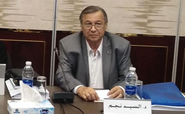 الناقد والكاتب السيد نجم