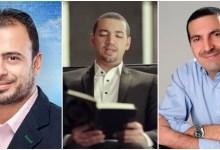 عمرو خالد ومعز مسعود ومصطفي حسني