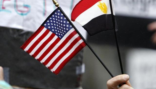مصر وأمريكا