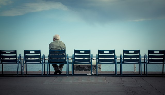 رجل وحيد
