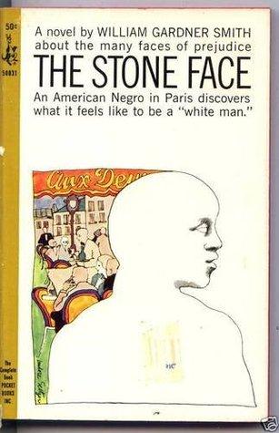 غلاف رواية الوجه الحجري لـ ويليام غاردنر سميث