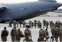 قوات من الجيش الأمريكي تُغادر أفغانستان